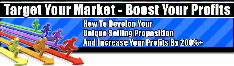 Develop Your Unique Selling Proposition
